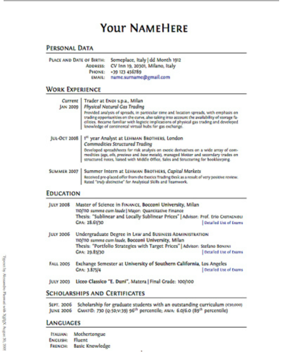 resume defination and templates kenneth s final portfolio